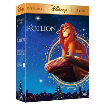 Le Roi lionTRILOGIE ROI LION-FR