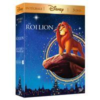 Roi lion 1/roi lion 2/roi lion 3