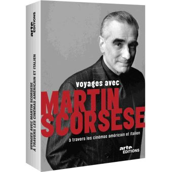 VOYAGE AVEC M. SCORCESE A TRAVERS LE CINEMA AMERICAIN-FR