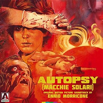 Autopsy Double Vinyle orange Gatefold