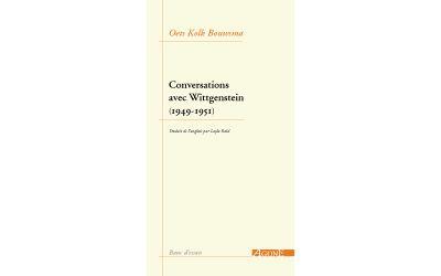 Conversations Avec Wittgenstein (1949-1951)