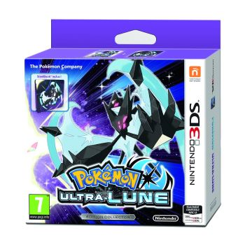 Pokemon Ultra-Lune Edition Collector Nintendo 3DS