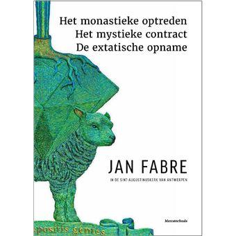 Jan Fabre in de Sint-Augustinuskerk van AntwerpenI