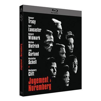 Jugement à Nuremberg Blu-ray
