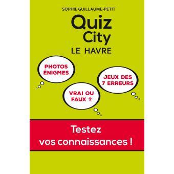 Quiz city le havre