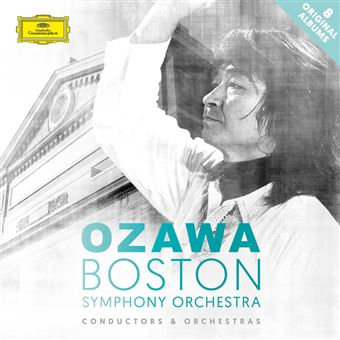 BOSTON SYMPHONY ORCHESTRA/8CD