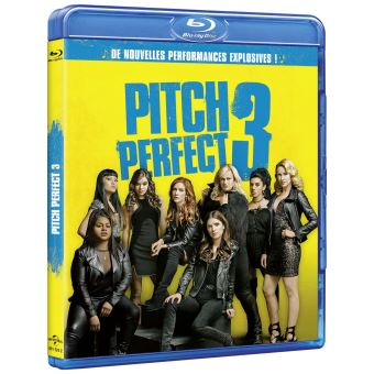 Pitch PerfectPitch Perfect 3 Blu-ray