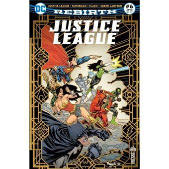 Justice leagueLuthor accuse !