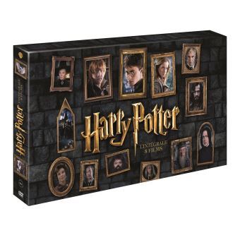 Harry PotterHARRY POTTER 1-7.2 COLLECTION LAYFLAT-FR