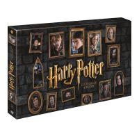 Coffret Harry Potter Intégrale des 8 films DVD