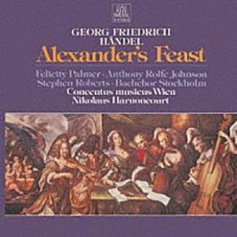 Händel :  Alexander's Feast Coffret