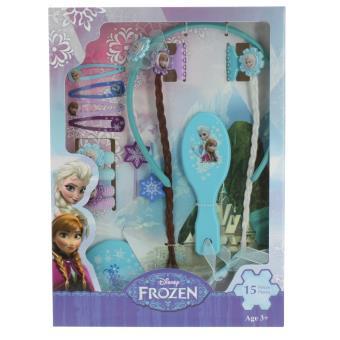 Set d\u0027accessoires pour cheveux Frozen La Reine des Neiges