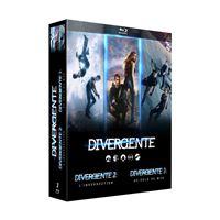 Divergente La trilogie Coffret Blu-ray