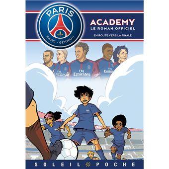 Paris Saint-Germain AcademyParis Saint-Germain Academy - En Route vers la finale