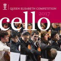 Koningin Elisabethwedstrijd 2017 Cello - 4CD