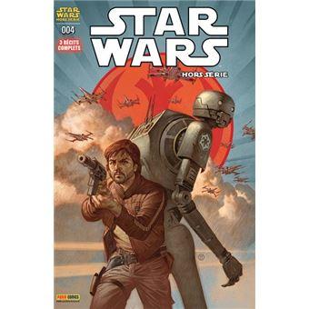 Star WarsStar Wars HS n°4 (couv 1/2)