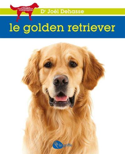 Le golden retriever - 9782924036426 - 8,99 €