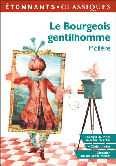 Le Bourgeois gentilhomme - 9782081510012 - 3,49 €