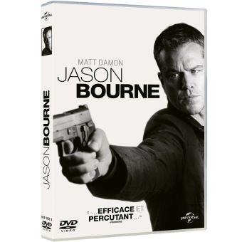Jason BourneJason Bourne DVD