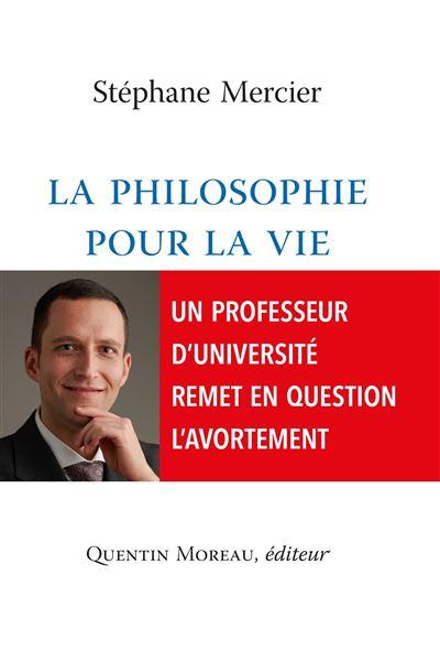 Bevorzugt La philosophie pour la vie - broché - Stéphane Mercier - Achat  WS83
