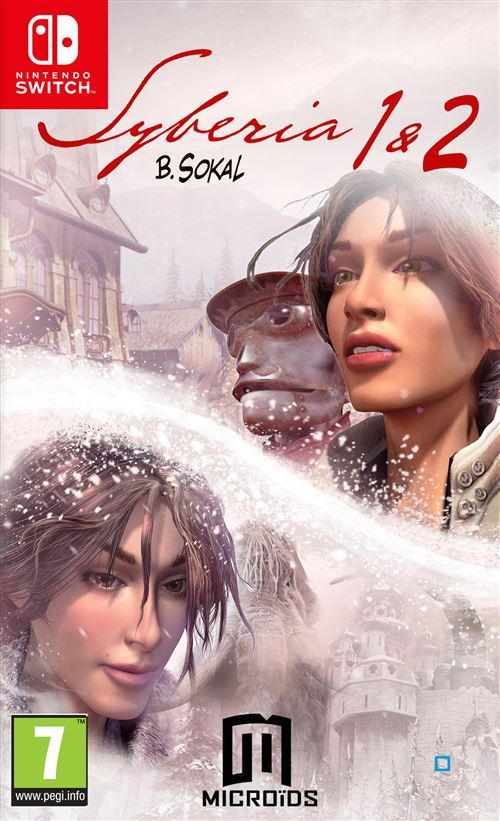 Syberia 1 + 2 Nintendo Switch