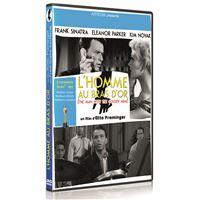 L'homme aux bras d'or DVD