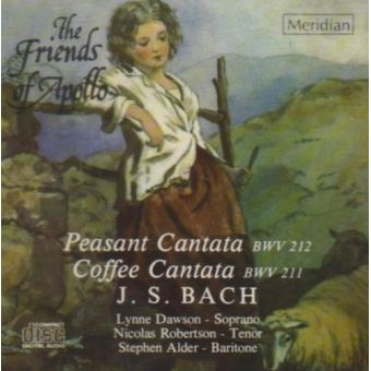 Cantate du paysan - Cantate du café