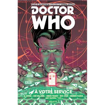 Doctor WhoDoctor Who - Le 11e Docteur
