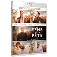 Le Sens de la fête Blu-ray