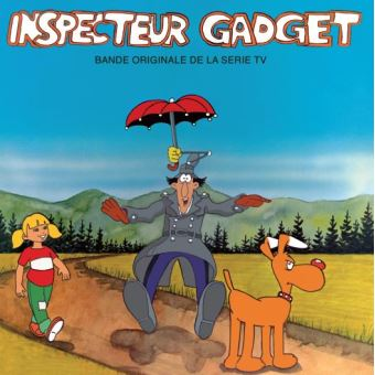 INSPECTEUR GADGET/LP