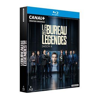 Le Bureau des légendesLe Bureau des Légendes Saison 4 Blu-ray