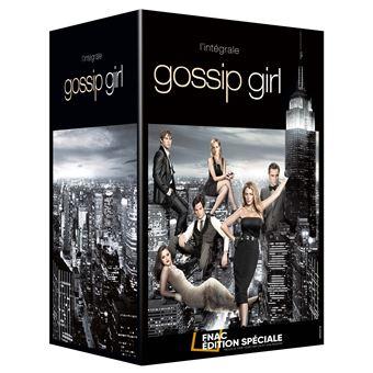 Gossip girlGossip girl/saisons1 a 6 /coffret fnac /book