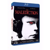La malédiction Blu-ray