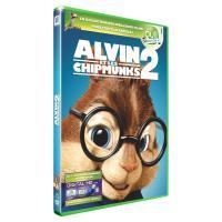Alvin et les Chipmunks 2 DVD
