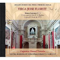 Virga jesse floruit - Organi storici del friuli venezia volume 1