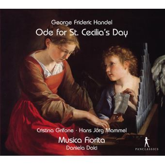 ODE FOR ST CECILIA S DAY