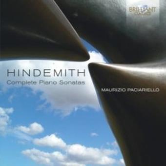 Hindemith   Complete Piano Sonatas