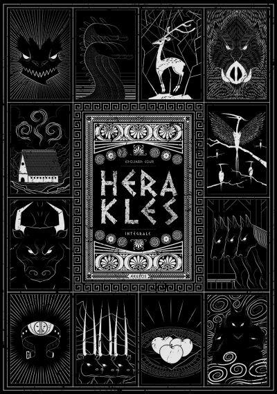 Herakles - Intégrale N&B