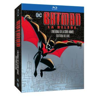 Batman beyondCoffret Batman Beyond L'intégrale Edition Deluxe Blu-ray
