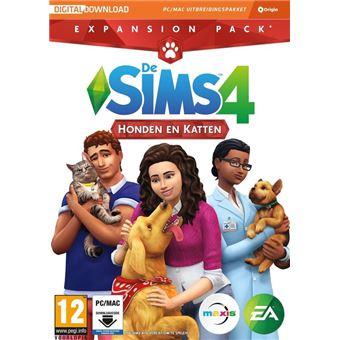 Sims 4 - Honden en katten, (PC DVD-ROM)
