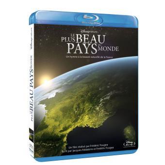 Le plus beau pays du monde Blu-Ray