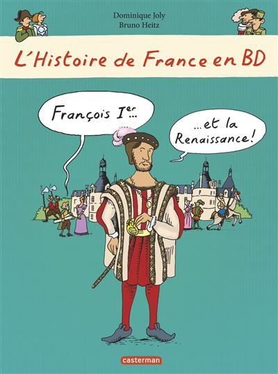 François 1er et la Renaissance !