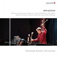 Musique contemporaine pour percussion