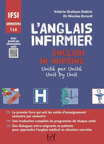 L'anglais infirmier
