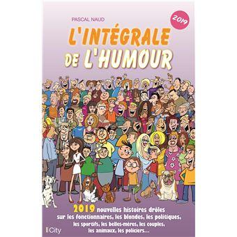 L Integrale De L Humour 2019