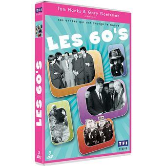 Les sixtiesThe 60's  DVD