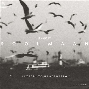 LETTERS TO HANDENBERG
