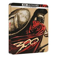 300 Steelbook Blu-ray 4K Ultra HD