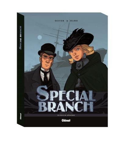 Special Branch - Coffret Tomes 01 à 03
