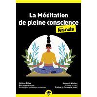 La Méditation de pleine conscience Poche Pour les Nuls